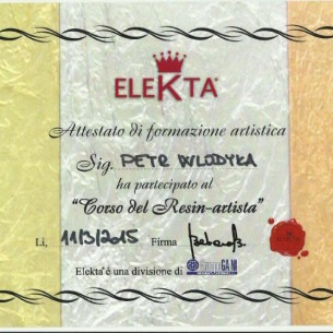 Certifikát Elekta 001